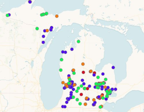 Coronavirus outbreaks reported at 126 Michigan K-12 schools and 27 colleges in Nov. 2 report