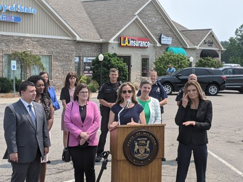 Grace period for Michigan license, registration renewals extended under bills signed by Whitmer