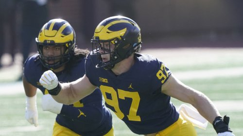 What we learned about Michigan football this spring