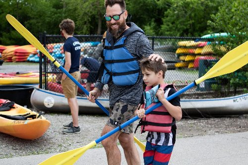 Boat rentals at Ann Arbor's Argo Park Livery to open next weekend