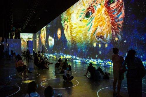 Michigan's 'Immersive Van Gogh' exhibit, as seen in 'Emily in Paris,' delayed for months