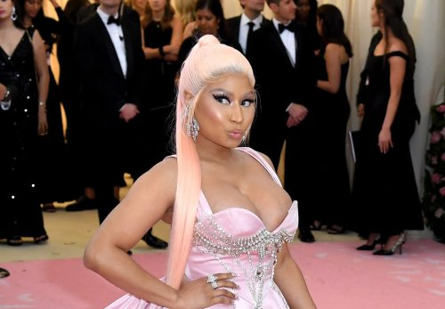 Nicki Minaj's claims about Covid vaccine side effects debunked