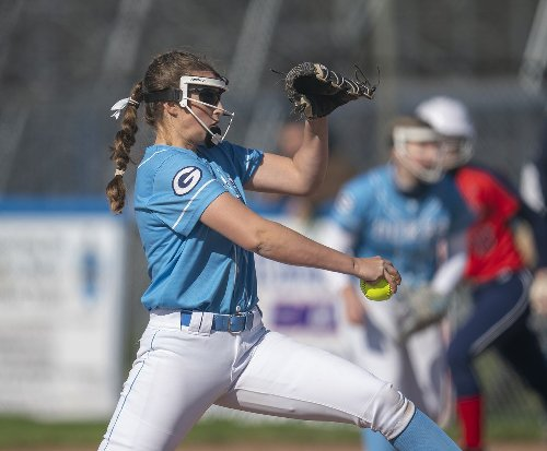 Three aces hit 100-K mark atop Bay County Leaders for softball