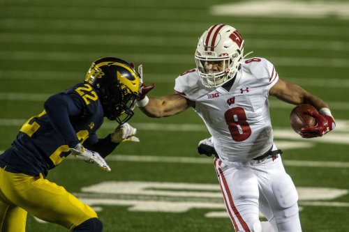 Michigan's kryptonite vs. Wisconsin has been stopping the run. Can they do it this year?
