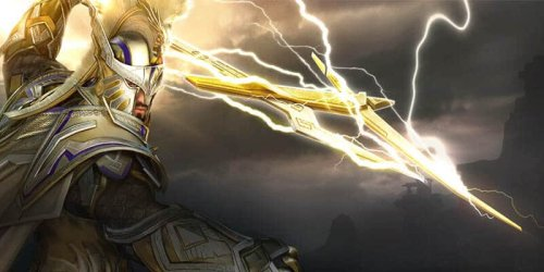 El sabio recibe las habilidades del Despertar en Black Desert Online
