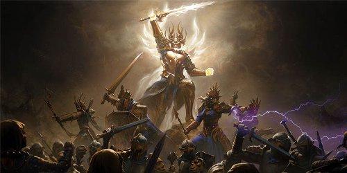 Diablo Immortal presenta a la nueva clase Cruzada y da detalles del endgame