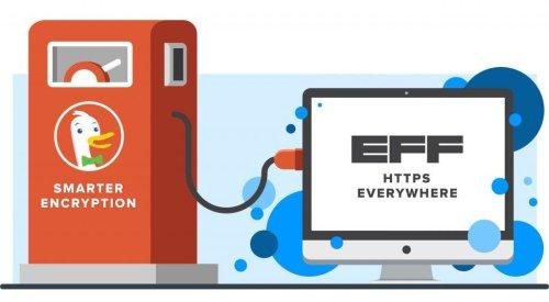 Mehr Privatsphäre im Netz, dank Zusammenarbeit der EFF und DuckDuckGo