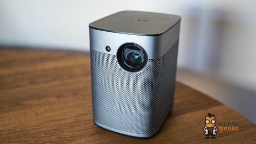 XGIMI Halo im Test – Der aktuell beste portable Full HD Beamer