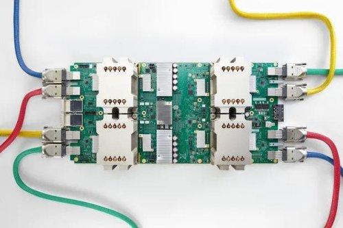 Google lässt eine Künstliche Intelligenz neue KI-Chips entwickeln