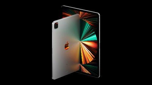 Apple finally added RAM to its iPad Pro spec sheet