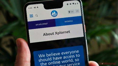 Xplornet launches its 'Xplore 100x10 Unlimited' service in rural New Brunswick