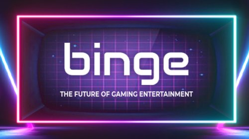 New service Binge aims to be the future of gaming entertainment