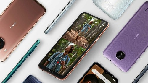 Nokia reveals six new entry level phones for 2021