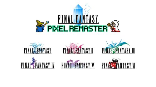 Square Enix reveals classic Final Fantasy game collection for Steam and mobile