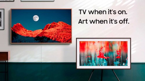 Samsung's 65-inch 'The Frame' TV is $400 off at Best Buy