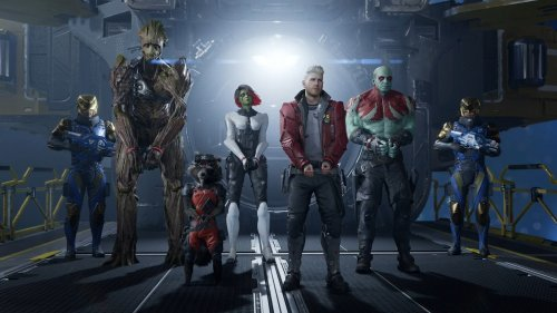 Square Enix unveils Canadian-made 'Guardians of the Galaxy' game, releasing October 2021