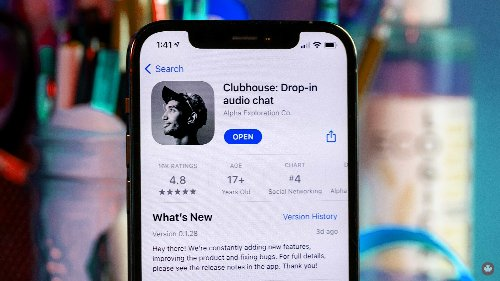 Clubhouse CEO says report about user data breach is 'false'