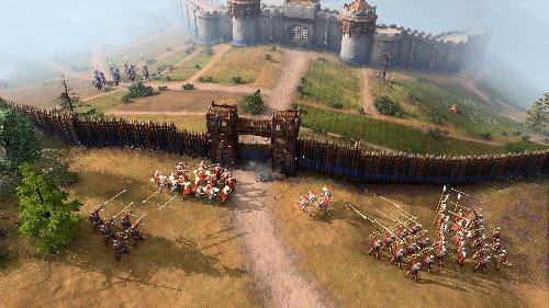 Age of Empires IV wants to appeal to both casual and hardcore players
