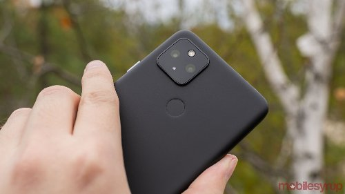 Google announces Pixel 5a 5G coming later this year, but not to Canada