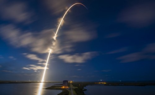 SpaceX eyes Vodafone spectrum deal