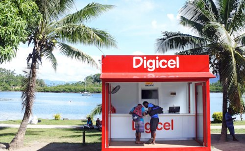 Telstra partners with government on Digicel Pacific buy