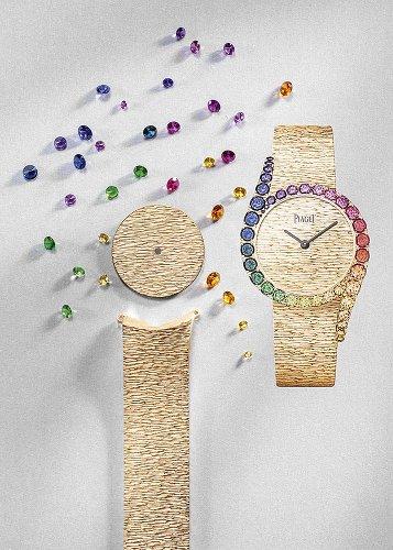 Orologi femminili, alta gioielleria di lusso