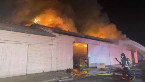 Barn, school and business fires among incidents in busy day for Stanislaus crews
