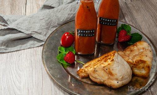Erdbeer-Ketchup - Möhreneck