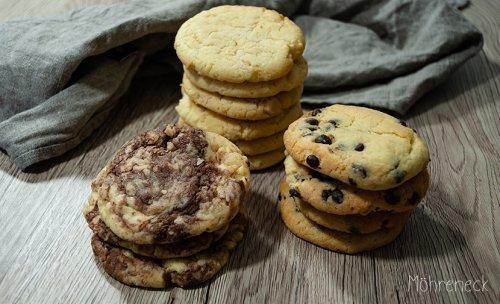 vegane Cookies - Möhreneck