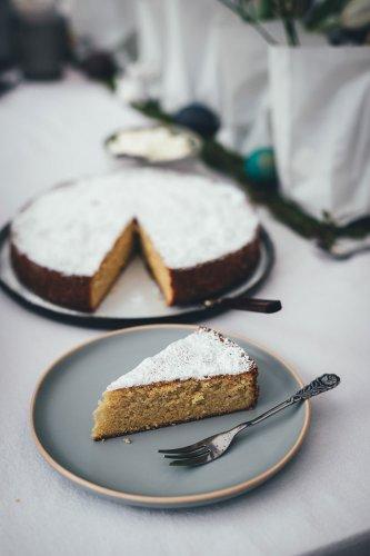 Mallorquinischer Mandelkuchen – Gató de almendra