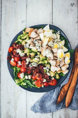 Cobb Salad – der kalifornische Salat-Klassiker
