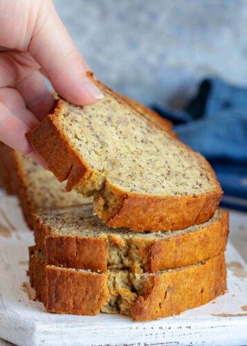 Simply Perfect Banana Bread Recipe