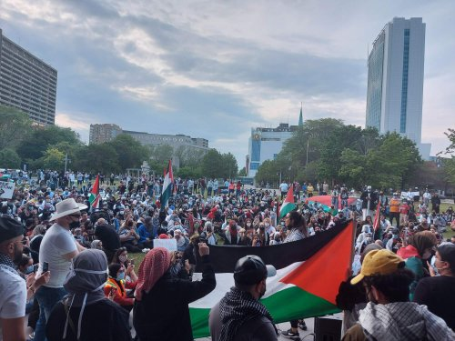 Attacks on Palestinians in Canada have gone under-reported