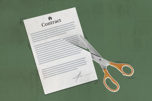 Can You Back out of a Real Estate Contract? Everything Buyers Need to Know