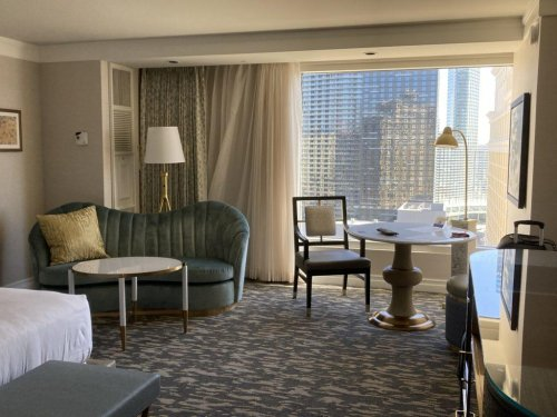 Travel Tuesday: Bellagio Amex Fine Hotel & Resorts Booking Review