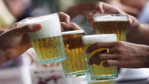 Britishers Urged To Drink 124 Pints Of Beer To Help Ailing Beverage Industry