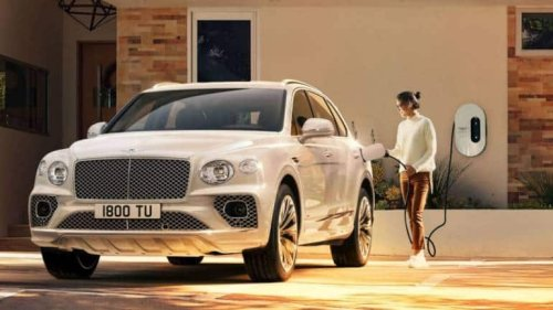Bentley To Develop Its First Electric SUV, Signals Start Of EV-only Push