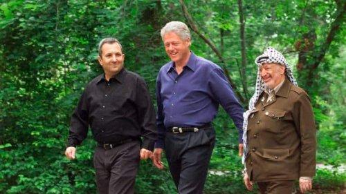 Review   'The Human Factor': When Bill Clinton, Yasser Arafat, Benjamin Netanyahu And King Hussein Of Jordan Met Over Lunch