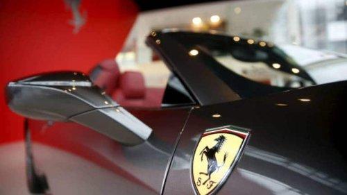 Ferrari, Parent Exor Clinch Alliance With Apple Designer Jony Ive