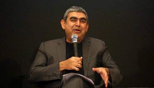 Vishal Sikka's Vianai Raises $140 Million Led By SoftBank Vision Fund 2