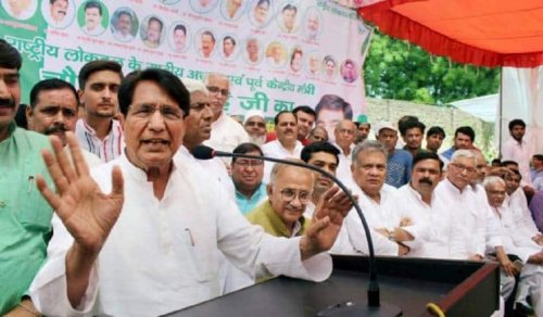 Ajit Singh – The Computer Scientist Who Returned To India To Become A Politician