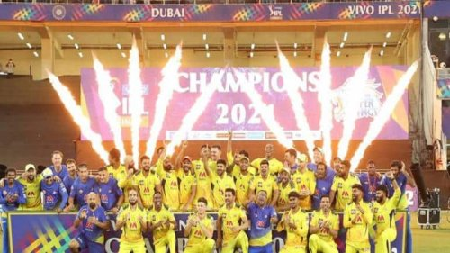 IPL: Chennai Super Kings Won 2021 IPL; Here's A Look At All The Winners From 2008 To 2021 Season