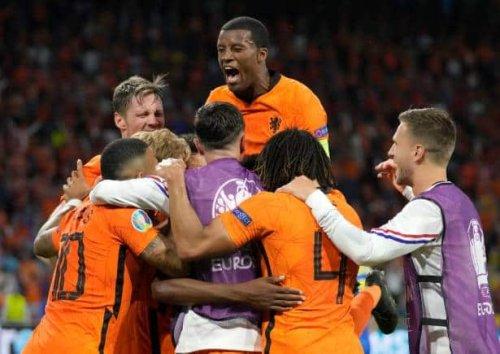 Euro 2020: Dumfries Stars As Netherlands Beat Ukraine 3-2 In Dramatic Thriller