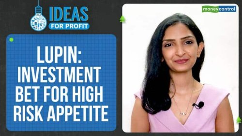 Ideas For Profit | Lupin: Focus On Inhalation & Biosimilars To Aid Margins In Medium Term