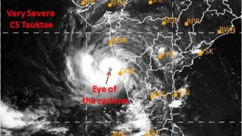 Cyclone Tauktae: Know How First Cyclonic Storm Of 2021 Gets Its Name, Its Meaning And More