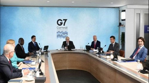 G7 Reaches Consensus On China Dumping, Human Rights Abuses: US Official