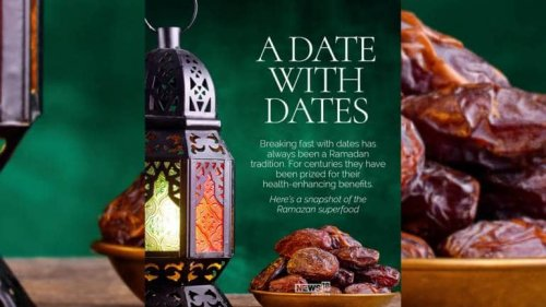 All You Need To Know About Dates, The Ramadan Superfood