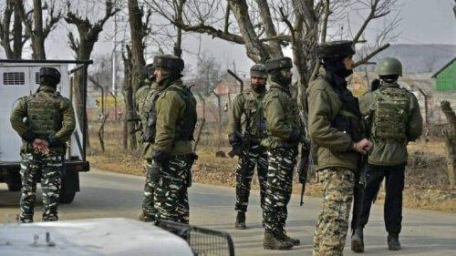 Infiltration Attempt In J&K: Army Operation On For Over 30 Hours