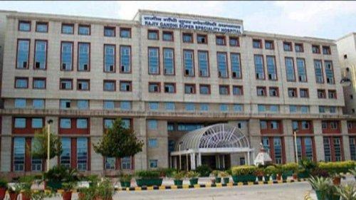 Delhi Coronavirus Update: Rajiv Gandhi Hospital Suspends All Non-COVID Services