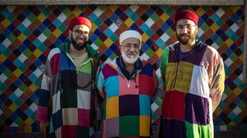 Sufi Religious Order Finally Able To Gather Again
